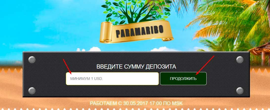 Регистрация в Paramaribo 2