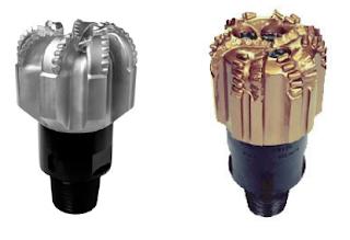 polycrystalline diamond compact drill Bit type