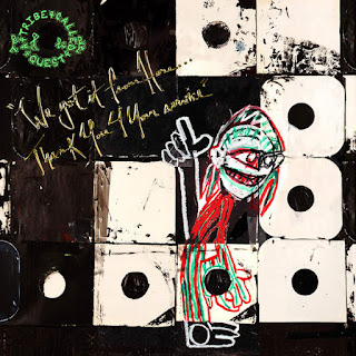 A Tribe Called Quest - We Got It From Here... Thank You 4 Your Service (2016) - Album Download, Itunes Cover, Official Cover, Album CD Cover Art, Tracklist