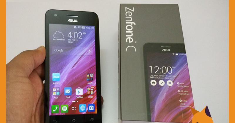 Cara upgrade Zenfone C z007 ke MARSHMALLOW [ROM FOX FLAT] | World Info