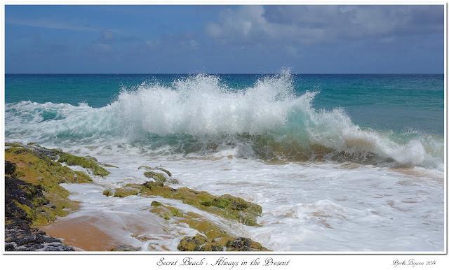 Secret Beach: Always in the Present
