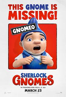 Ulasan Film Sherlock Gnomes (2018)