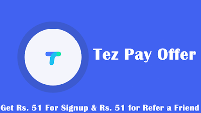 Google Tez Pay Offer