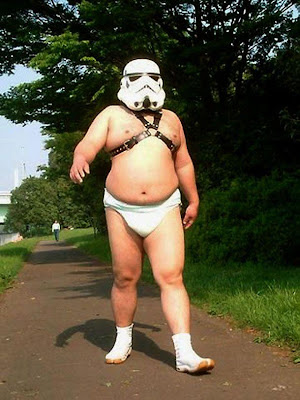 Stormtrooper de star wars