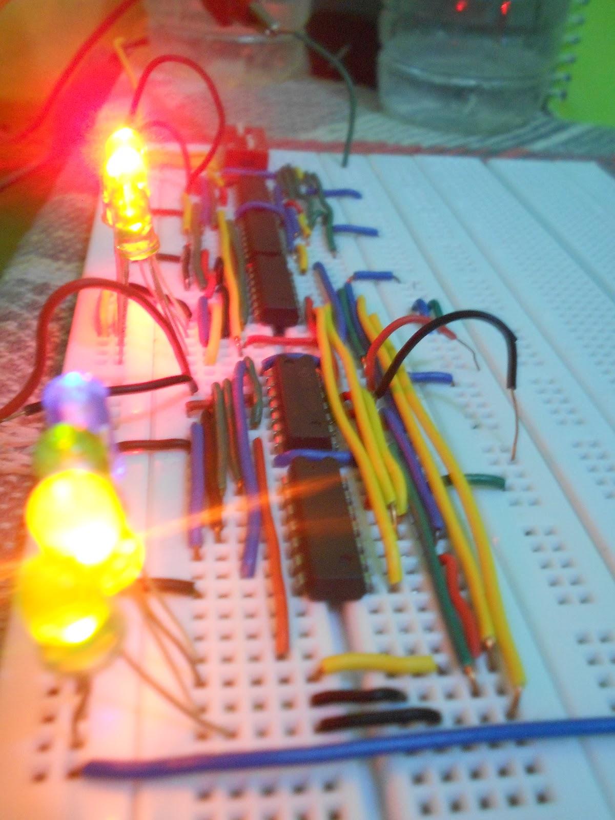 Pin Bit Full Adder Circuit Diagram On Pinterest