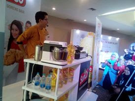 demo masak sunco
