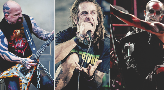 slayer lamb of god behemoth
