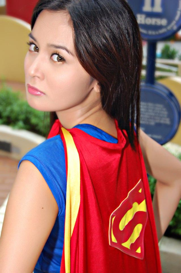 kris bernal supergirl cosplay 01