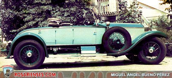 El hombre que condujo su Rolls-Royce durante siete décadas | Rosarienses, Villa del Rosario
