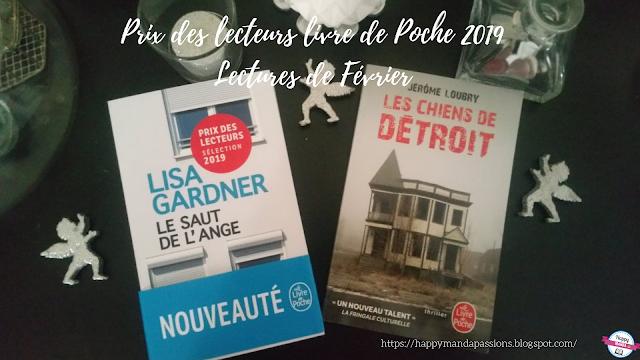 Prix des lecteurs section Polar livre de poche jury