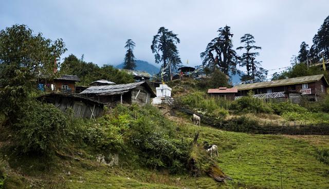 Yuksom-Sikkim