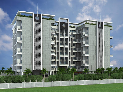 Apartments In Dighi At Kamalraj Nishigandh