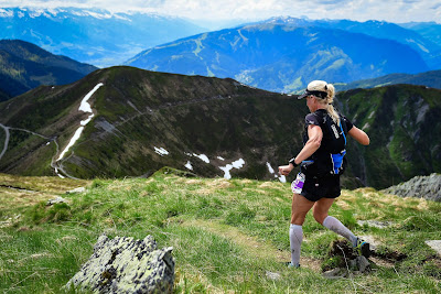 Holly Zimmermann Hochkönigman Endurance Trail Ultra Berglauf