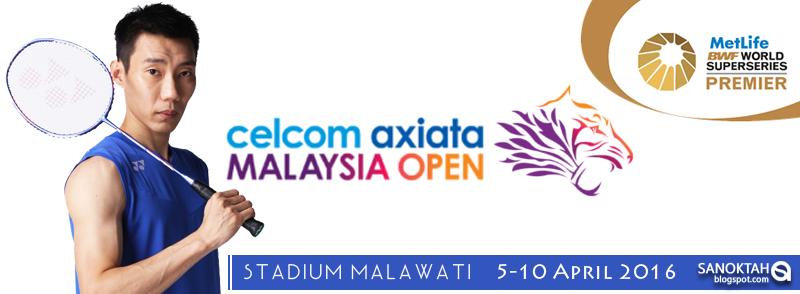 Badminton Terbuka Malaysia 2016