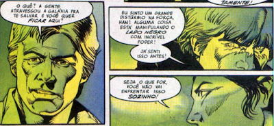 Luke Skywalker - Império do Mal