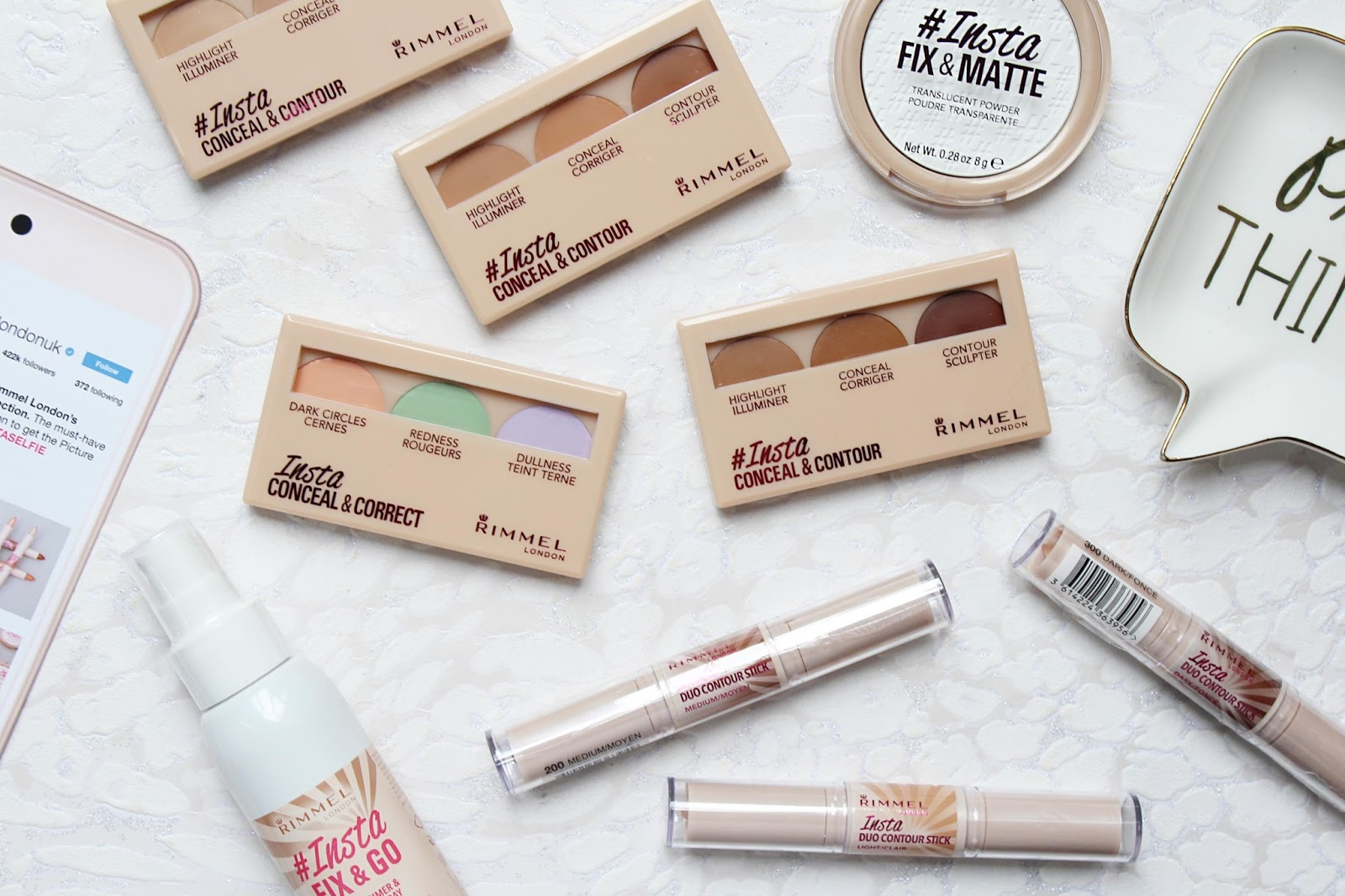 Rimmel London #Insta Collection