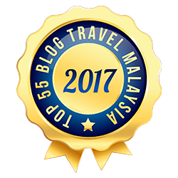 Top 55 Blog Travel 2017