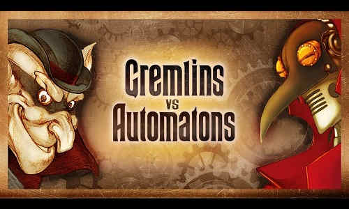 Gremlins vs Automatons Game Free Download