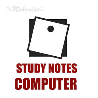 Study Notes: Computer