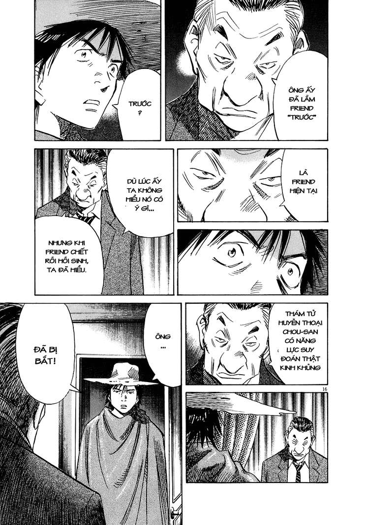 20th Century Boys chapter 244 trang 39
