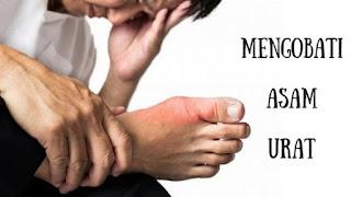 Obat asam urat di kaki yang sudah menahun tak kunjung sembuh