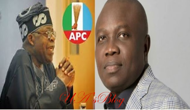 AMBODE Kicks As Tinubu Endorses Sanwo-Olu, Hamzat Joint Ticket, Asks The Governor To Step Down At yesterday's Bourdillon Meeting