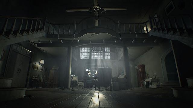 تحميل لعبة resident evil 7 demo