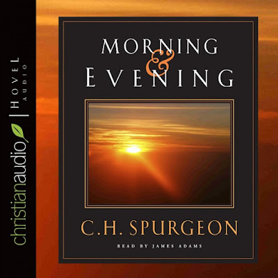 harles Spurgeon's Morning and Evening Devotional - October 16, 2017