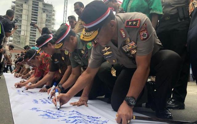 Kapolda Papua : Rusuh Pemilu di Papua Itu Karena Provokasi !