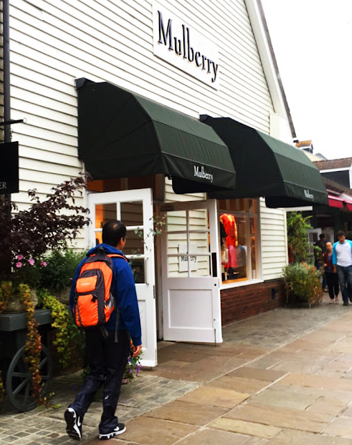 Mulberry Outlet Bicester Village Store Oxford