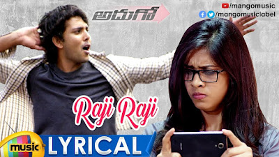 Raji Raji Song Lyrics