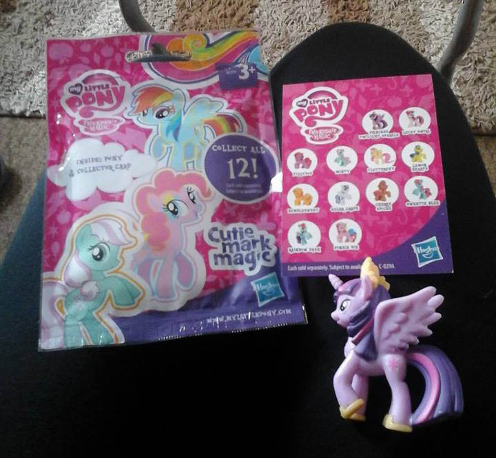 Wave 12B Blind Bag Twilight Sparkle