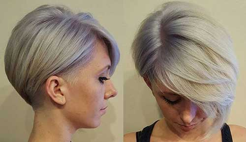 The Point Of Hairstyles That Has Been Provided At Most Recent Woman Short Haircuts 2017