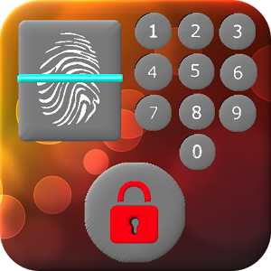 Free download Finger print phone lock for all Android .APK full