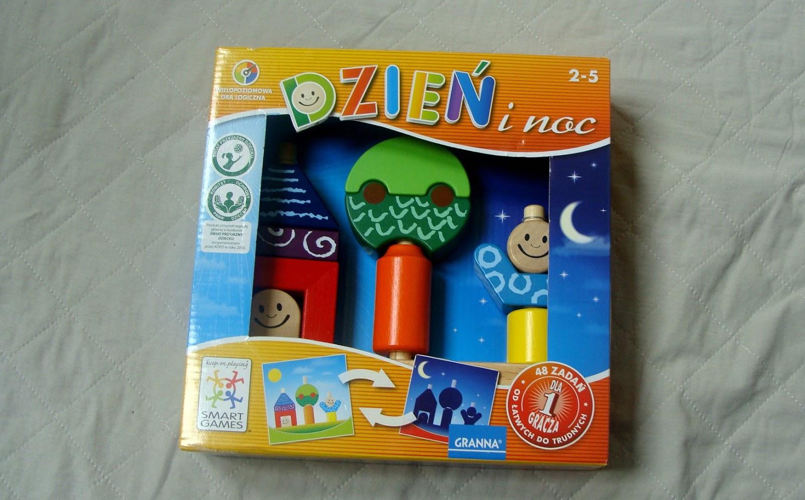 Dzień i Noc gra dla dzieci