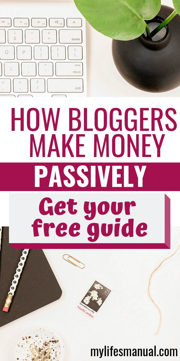 How to make money with a blog for beginners. Passive Income Even as a new blogger!