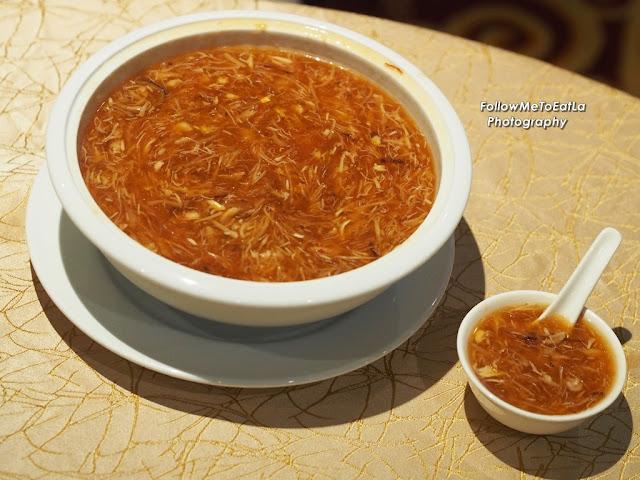 Eight Treasures Seafood Soup