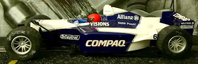 Perfil del F1 Williams FW23 Compaq Hornby Superslot