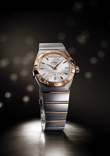 Omega Constellation Day-Date replica watch