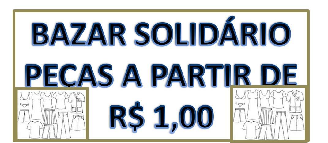 969e07fca08 BLOG DJALMA LOPES  BAZAR SOLIDÁRIO!