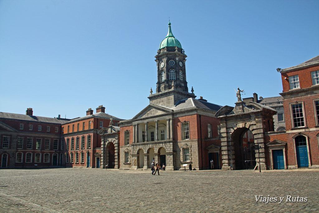 Torre Bedford, castillo de Dublín