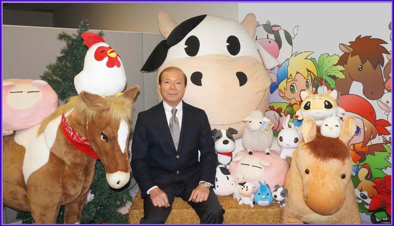 """Harvest Moon Natsume anunciará """"nuevos títulos"""" próximamente"""