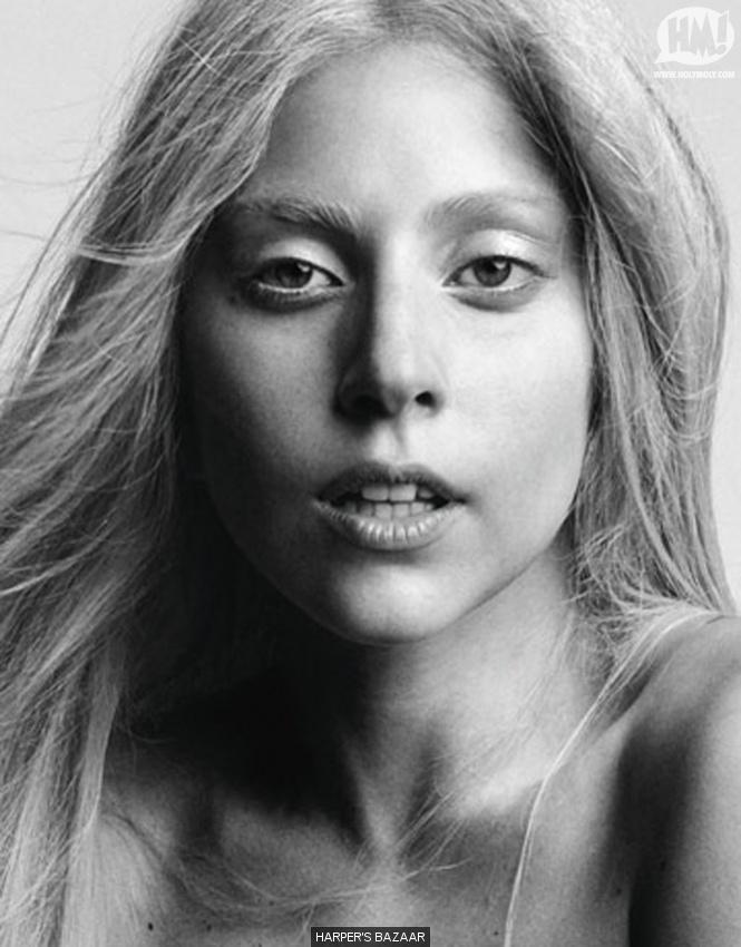 Lady Gaga No Make Up