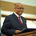 u-President Jacob Zuma ufundile akafundiswanga  (Do your own translation)