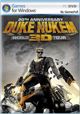Duke Nukem 3D 20th Anniversary World Tour PC Full Español