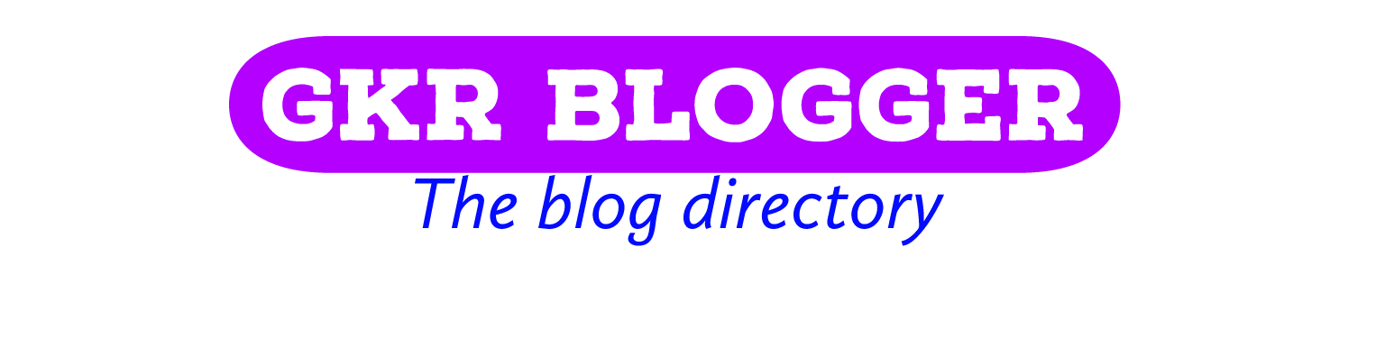 GKR Blogger:  The Blog directory