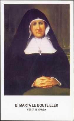 blažena Marta (Amata) - devica in redovnica