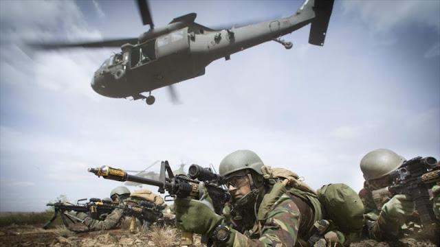 OTAN inicia masivas maniobras militares a las puertas de Rusia