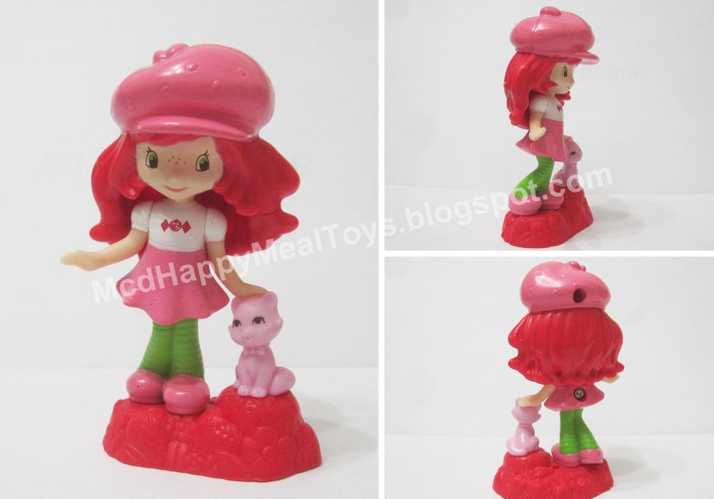 Strawberryshortcake Toys 2