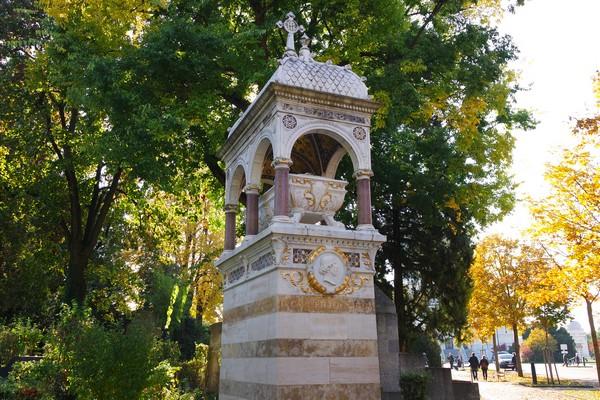vienne zentralfriedhof central cemetery cimetière